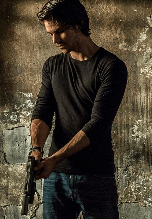 Dylan O'Brien as Mitch Rapp in American Assassin   Stiles ...
