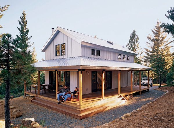 farmhouse with wrap around porch david wright architect solar - Farmhouse Plans With Wrap Around Porch