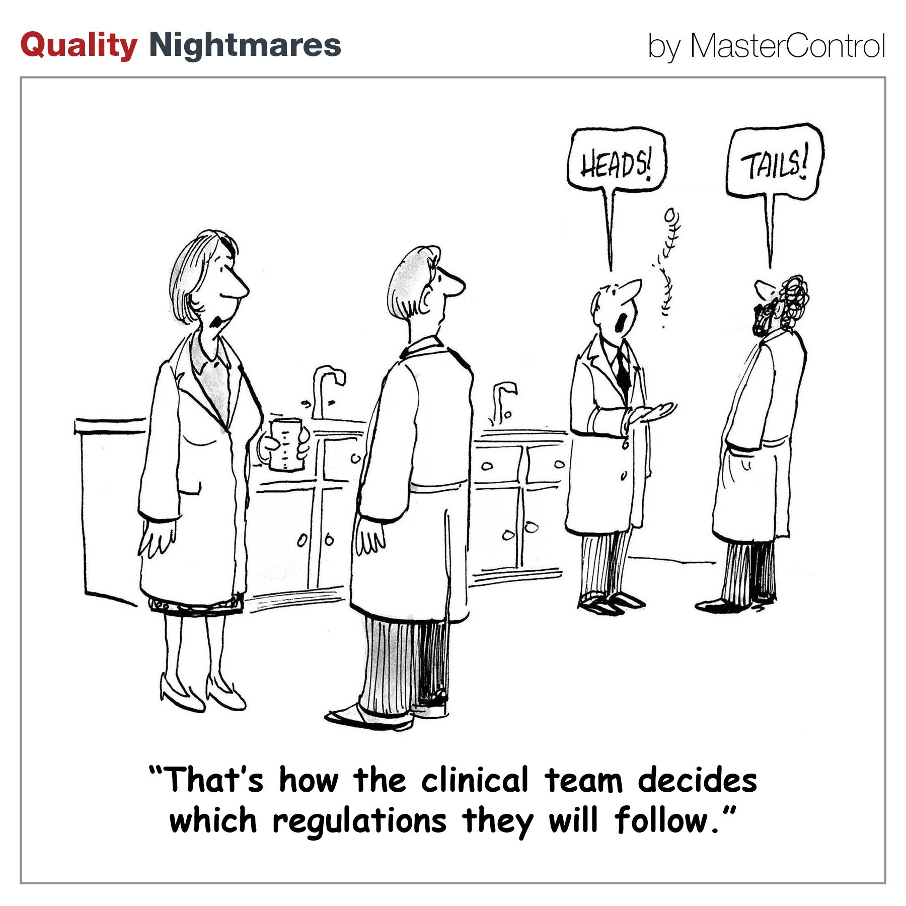 That S How They Decide Which Clinical Regulations To