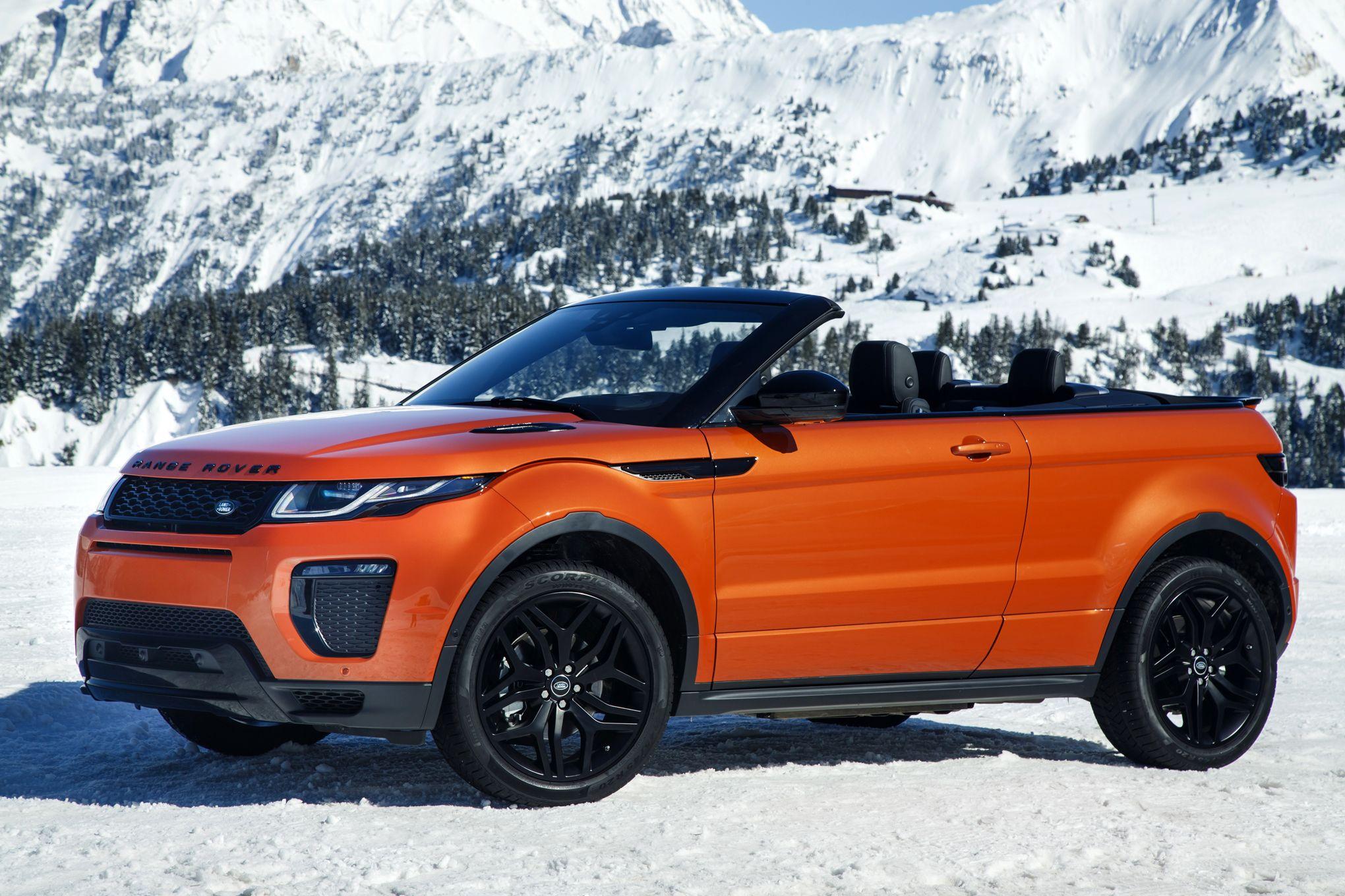 2018 Range Rover PlugIn Hybrid Sport model Plugin