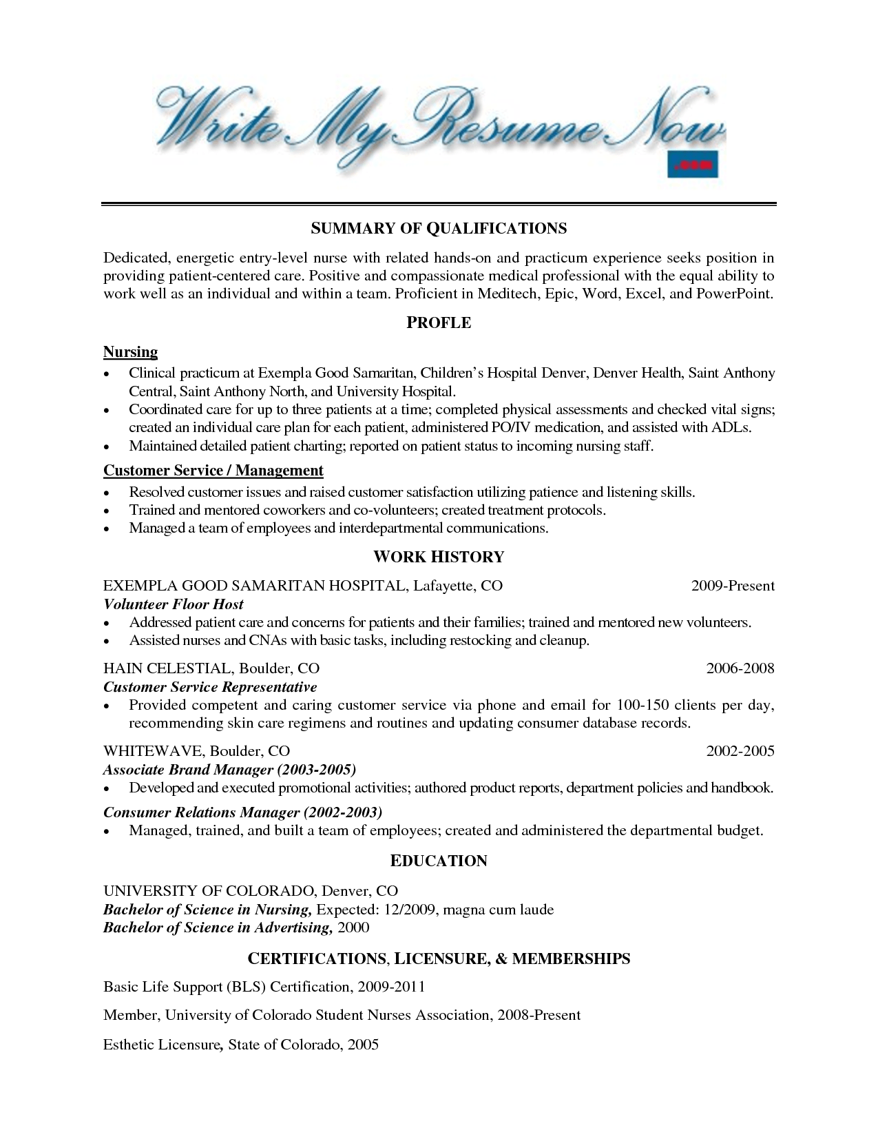 Sample Resume For Volunteer Work Example Good Resume Template Listing  Volunteer Work On Resume Example  Listing Volunteer Work On Resume