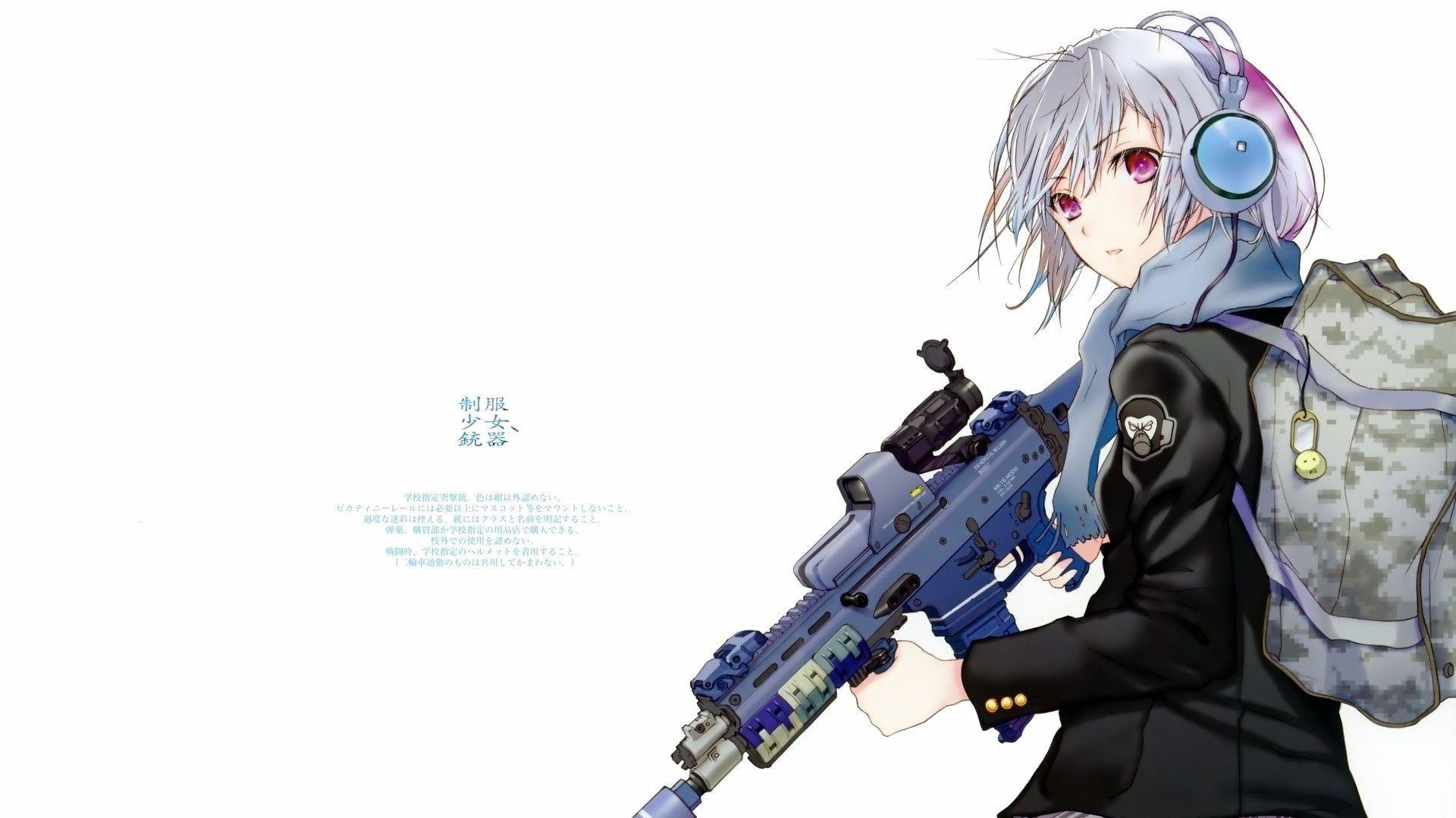 cool anime girls wallpapers ololoshenka Pinterest