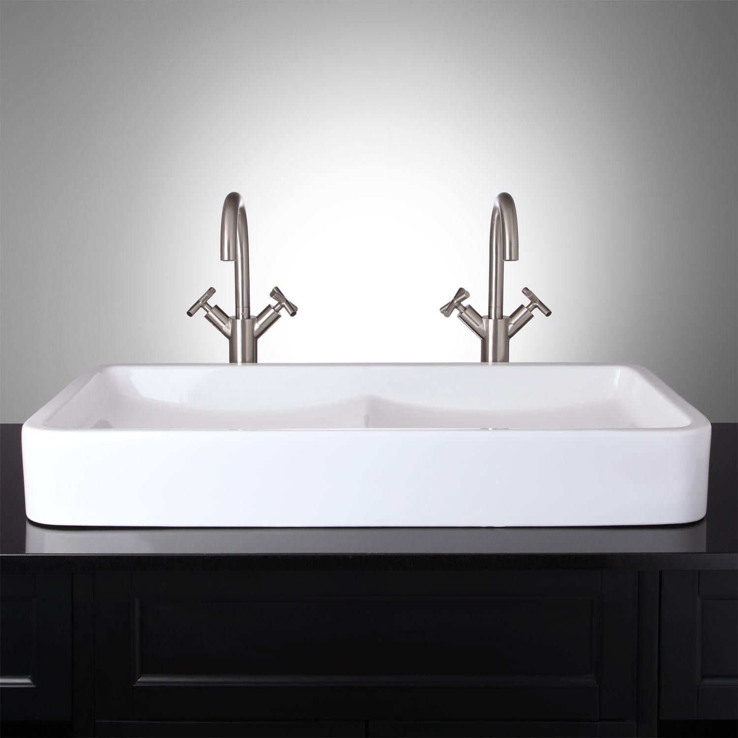 This Is It I Love The Double Sink For A Small Master Bath Idea
