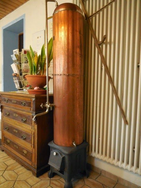 Wood Fired Water Heater Google Search Fireplaces