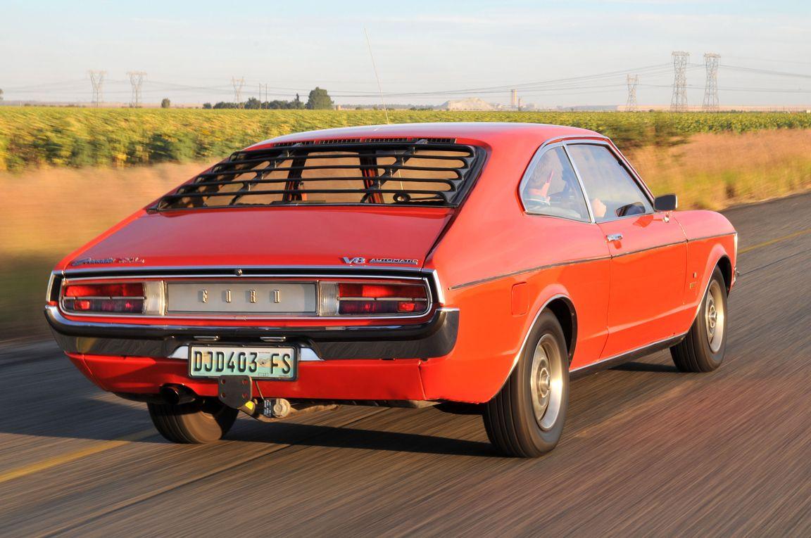 South African Ford Granada Perana Cars Speed HotRod