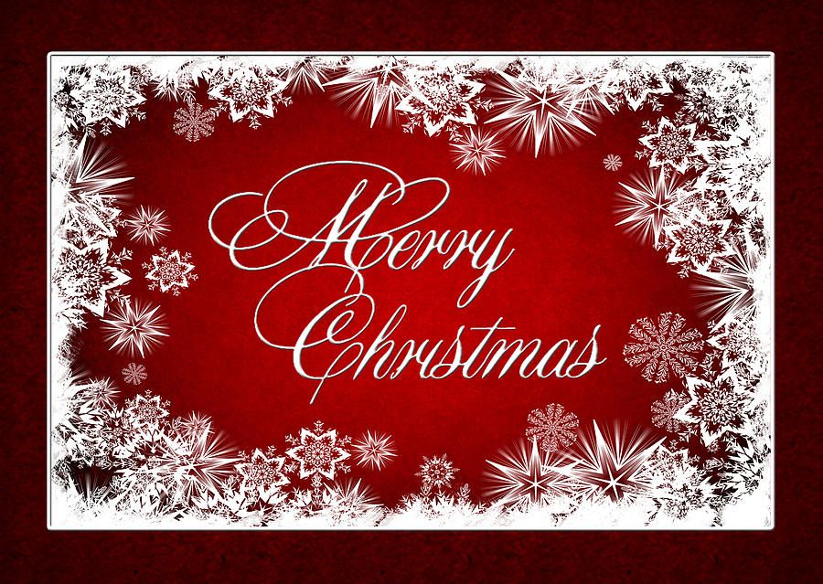 Merry Christmas Greeting Cards Merry christmas card
