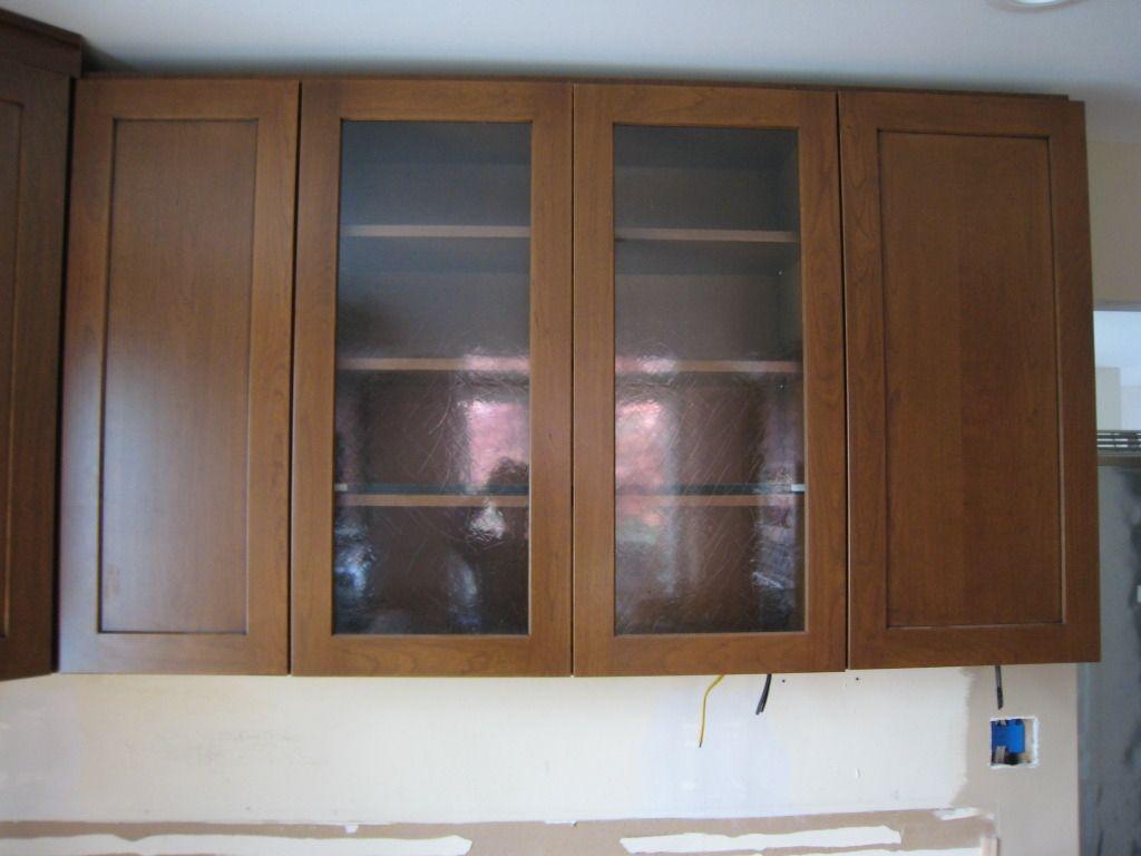 Best Kitchen Gallery: Update Kitchen Cabi S Glass Inserts Kitchen Cabi S Pinterest of Glass Inserts For Kitchen Cabinets on rachelxblog.com