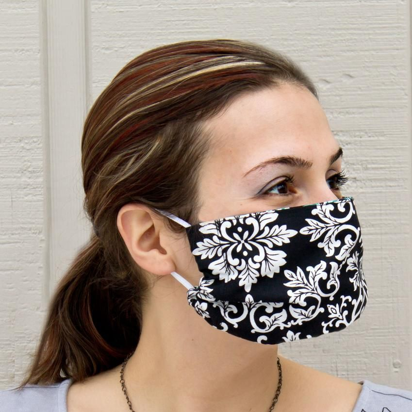 Germ Free Face Mask Sewing Pattern Street wear, Face