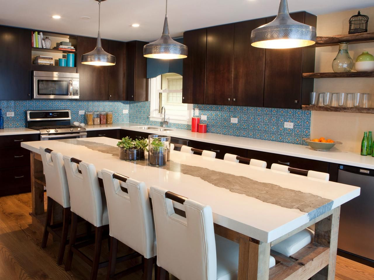 Kitchen Islands Beautiful, Functional Design Options