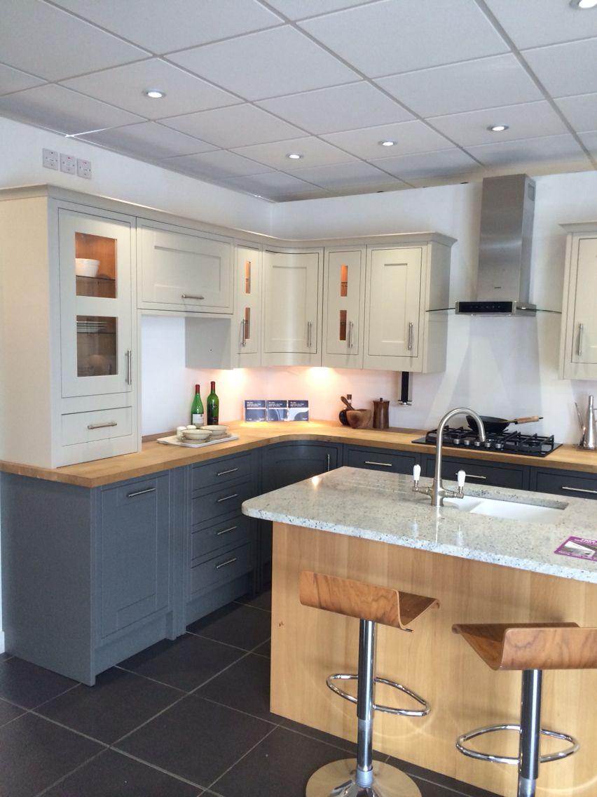 Somerton Kitchen in Sage дом Pinterest Sage