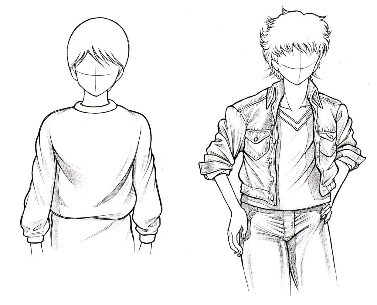 How to Draw Clothes (Part 3) Manga University Campus Store