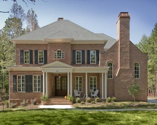 Red Brick House Trim Color Ideas Part 4 Exterior Colors For Homes