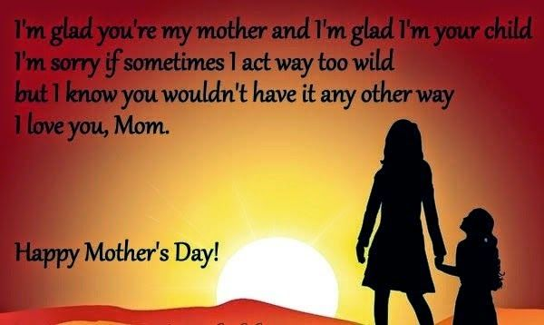 mothers day poem from son and daughter poemview co