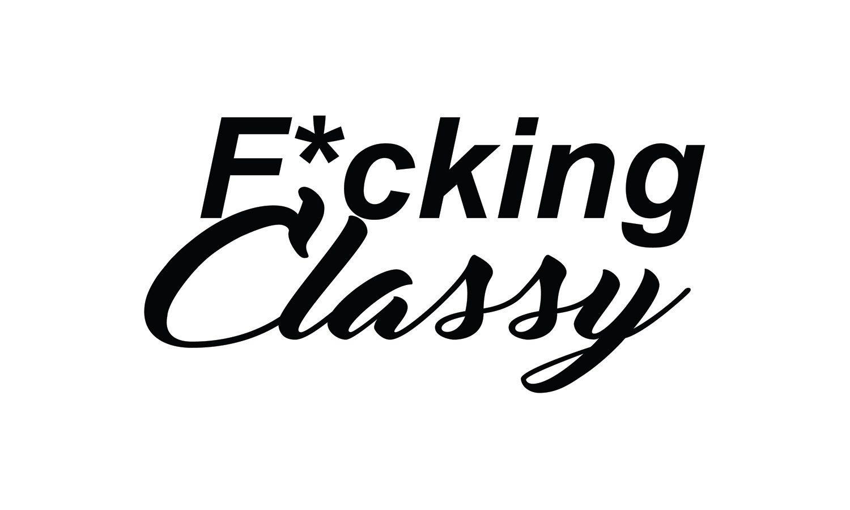 6 F Cking Classy Jdm Sticker Subaru Wrx Sti Evo Drift By