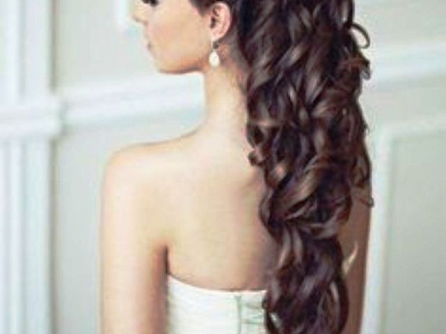 party hairstyles with regard to party hairstyles for long hair