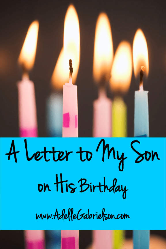 A Love Letter to My Son On His 10th Birthday Birthdays