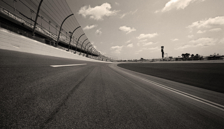 Daytona Beach International Speedway, NASCAR Racetrack