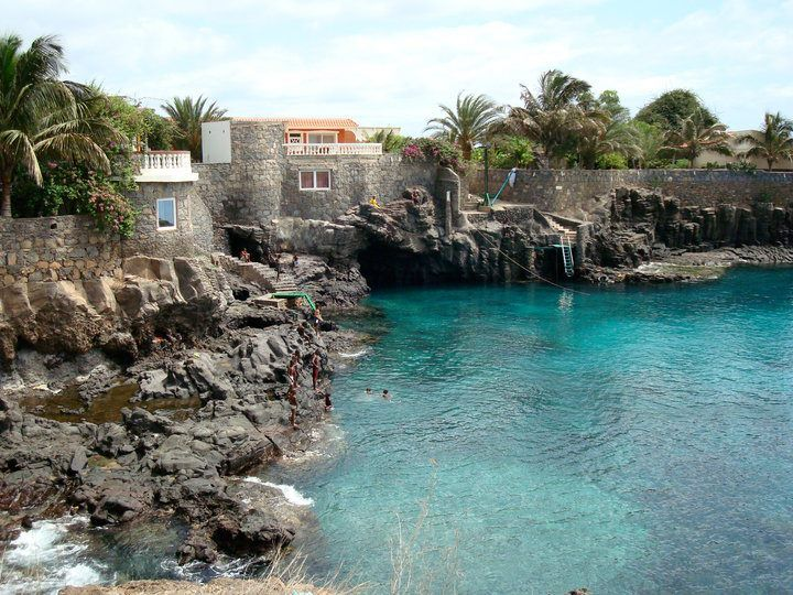 Ponta de Atum Tarrafal, Santiago Island, Cabo Verde