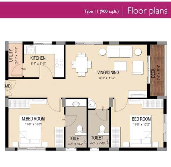 900 Square Foot House Plans Gallery Floor Layout Plan Location 1 2