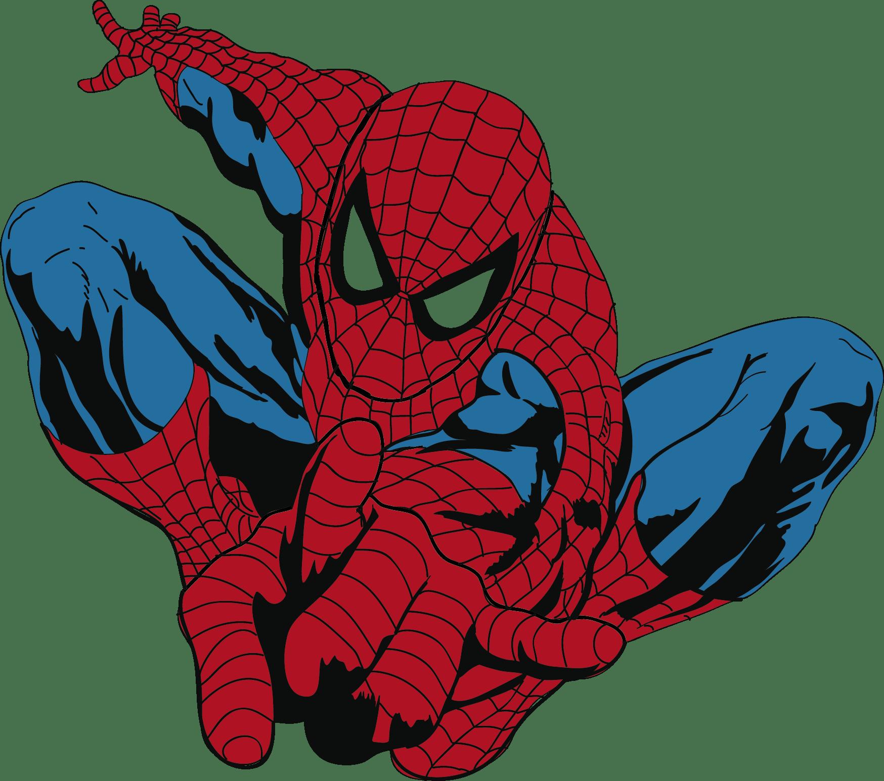 spiderman vector vectores Pinterest Spiderman