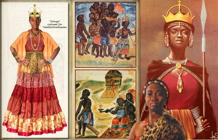 Queen Nzinga of Angola