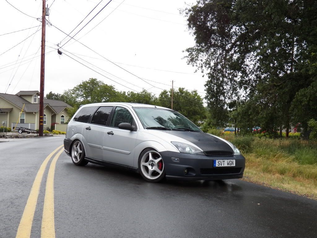 A combi Ford Focus mk1 ST RS FordFocus.ST Tuning