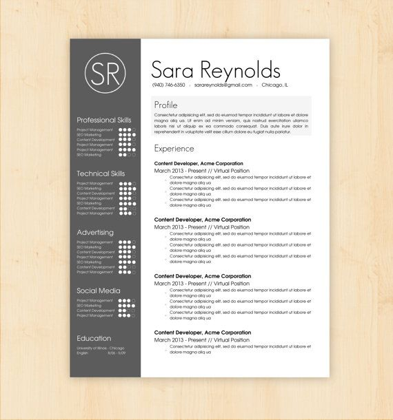 1000 images about professional on pinterest resume templates