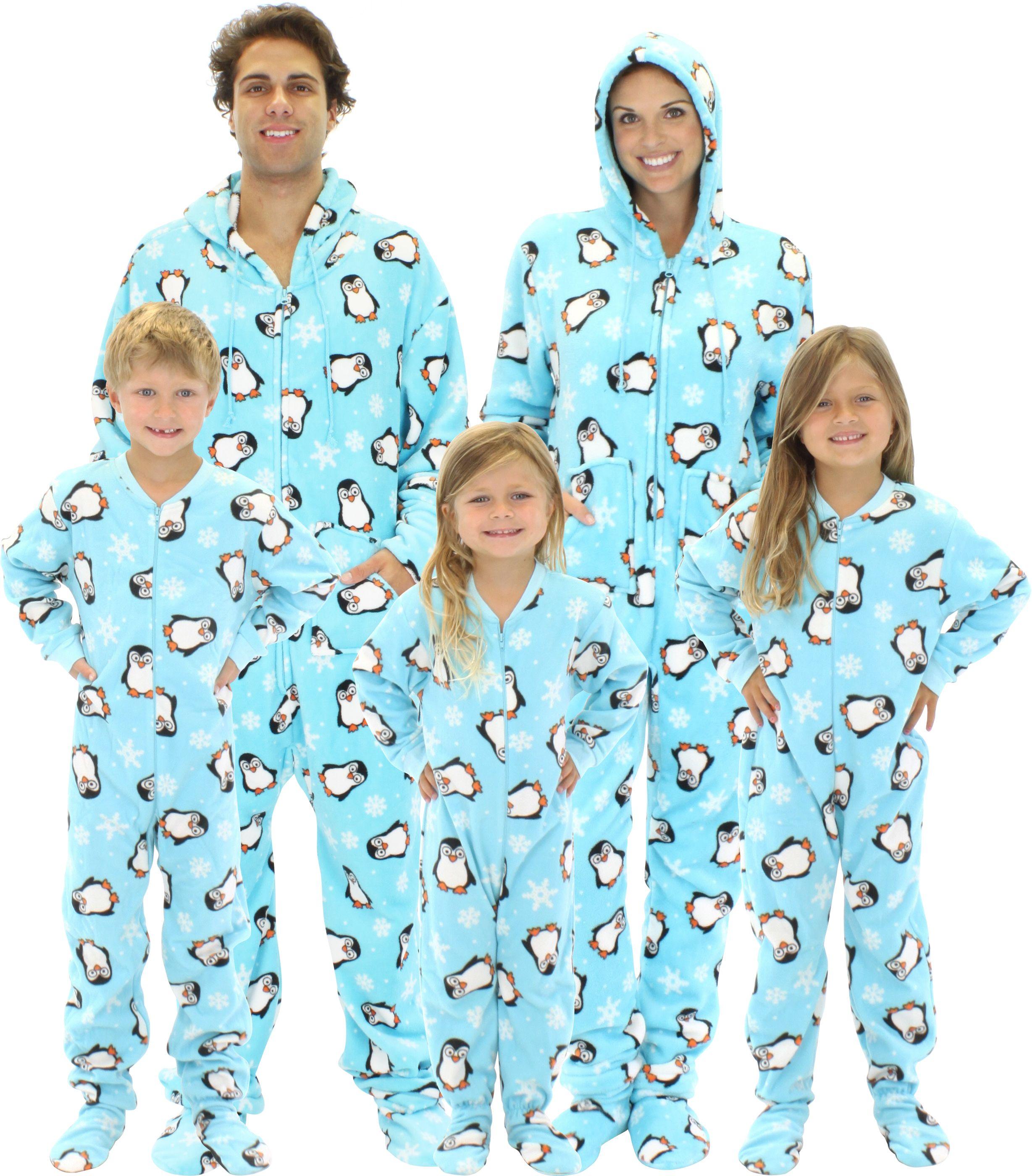 Matching Family Pajamas A Holiday Tradition and Hot
