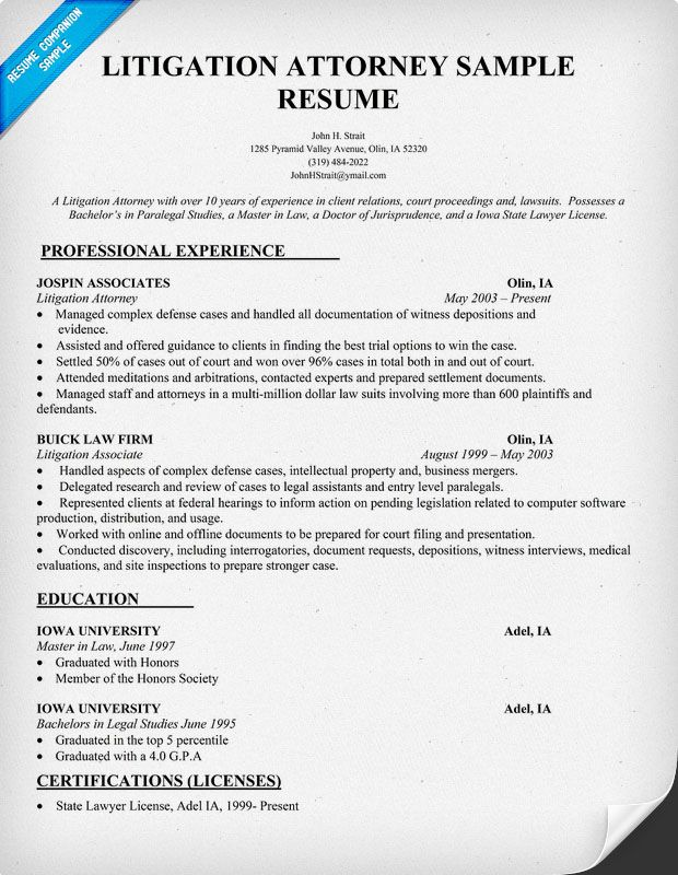 lawyer resume attorney resume samples attorney resume samples
