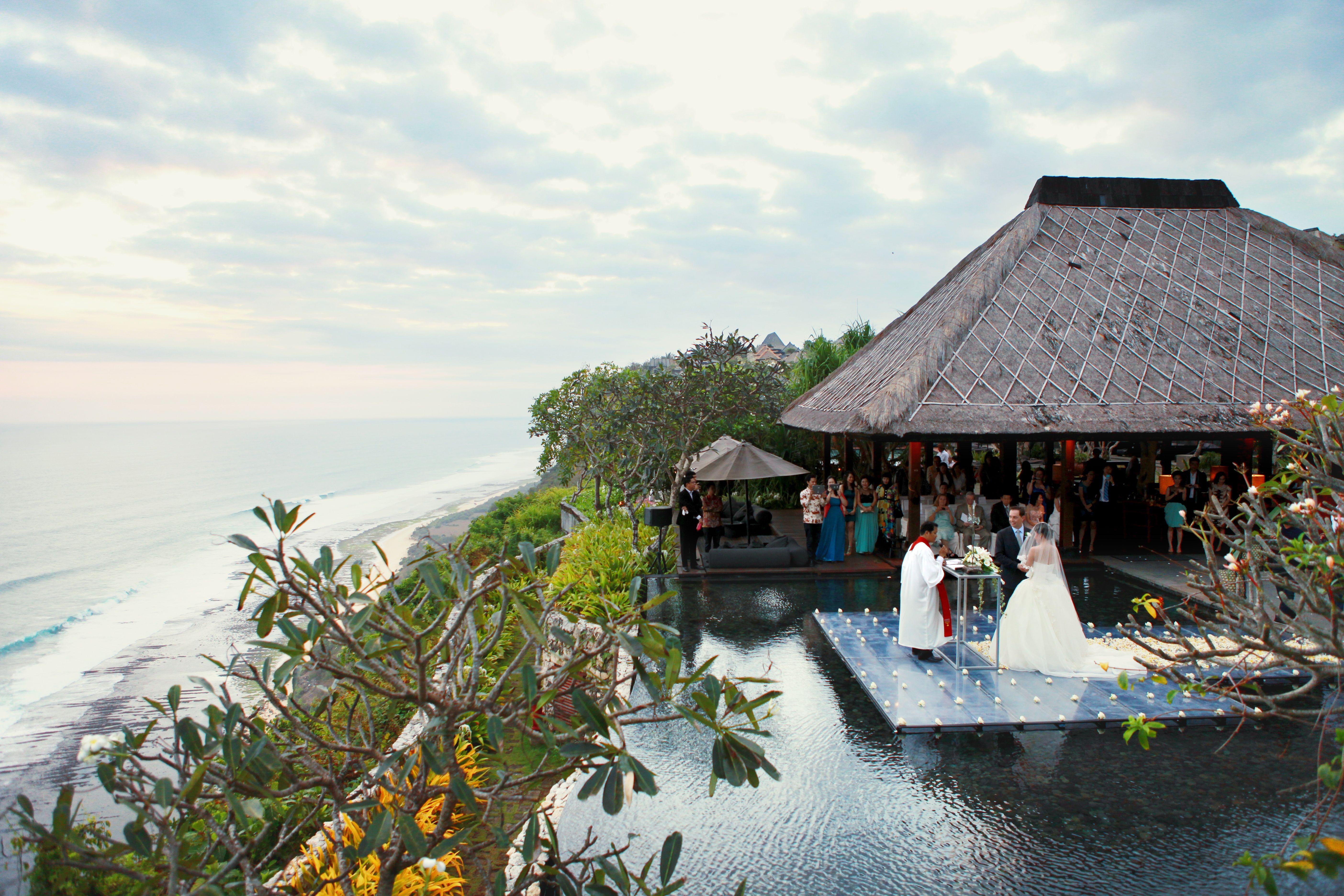 Wedding Venue Bvlgari, Bali, Indonesialove• Where to