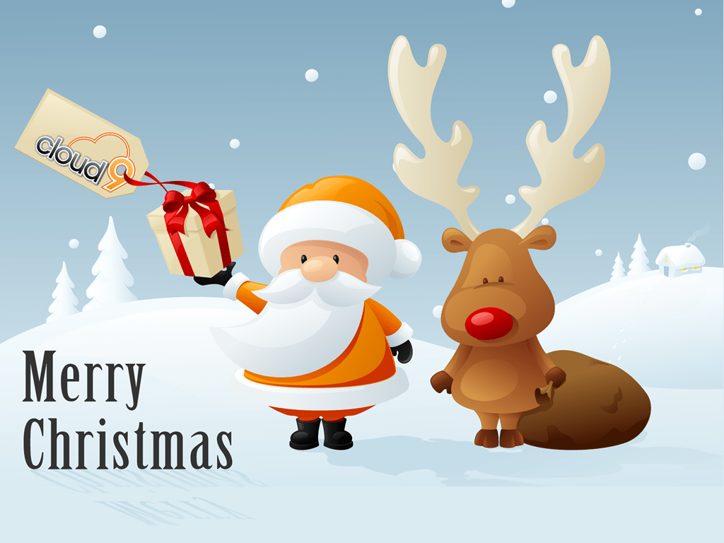 40 animated christmas wallpapers for 2015 | christmas animals