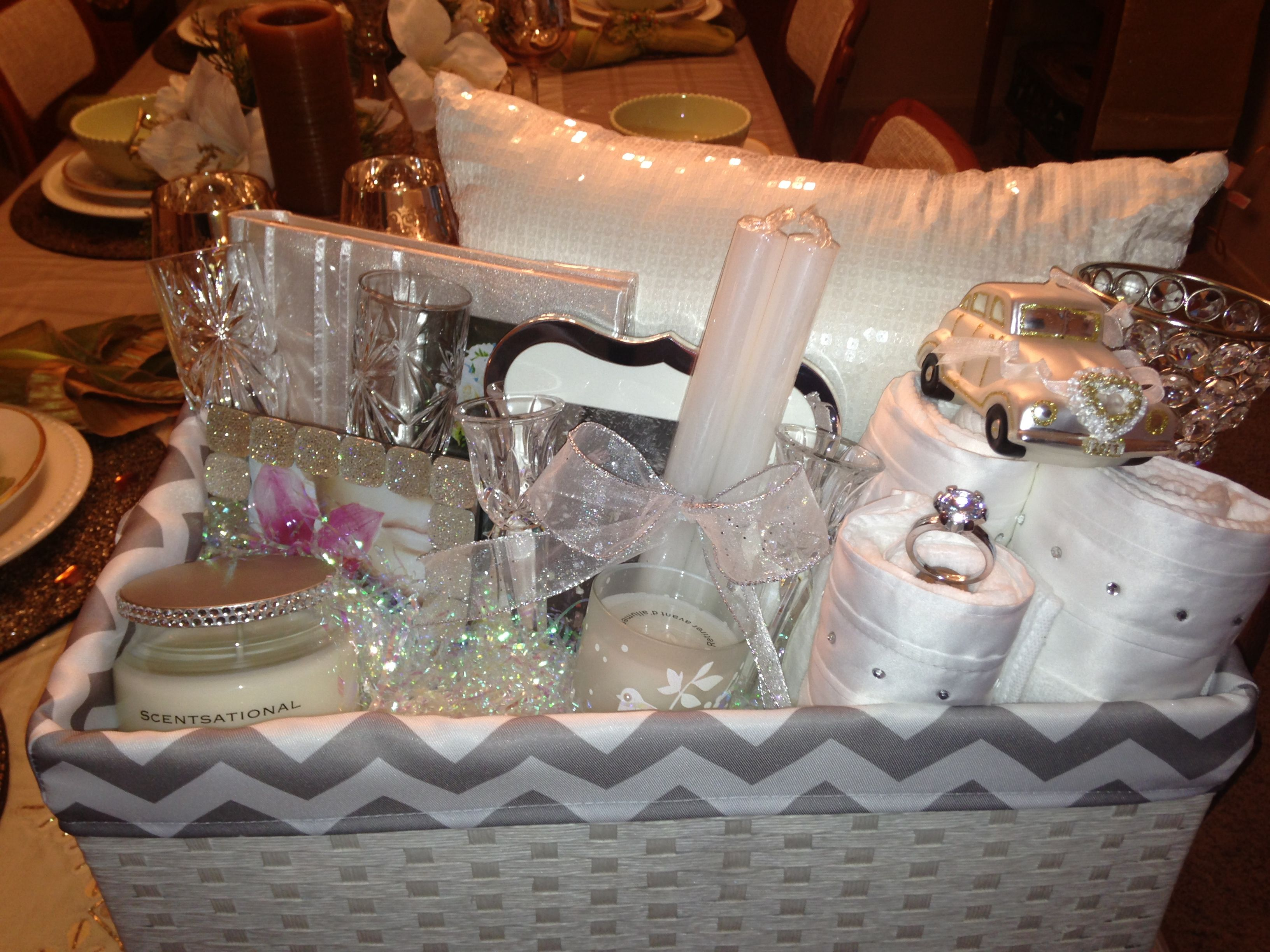 Bridal Shower Gift Ideas! Ideasthatsparkle.com For How To