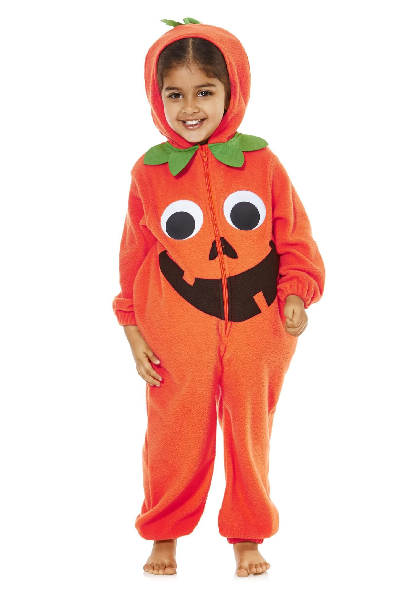 Tesco F&F Pumpkin Fleece Onesie DressUp Costume €10.50