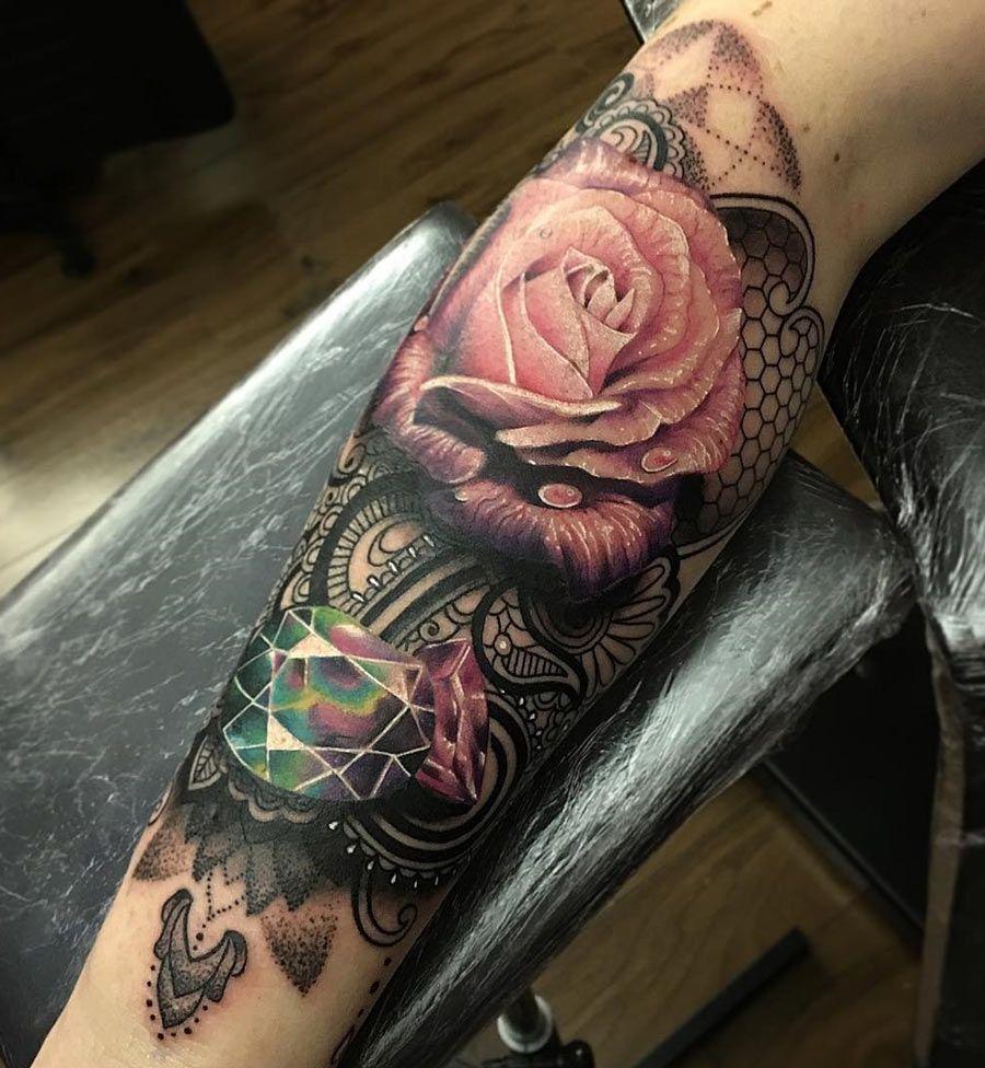Henna Arm Tattoo tattoos Pinterest Henna arm tattoo