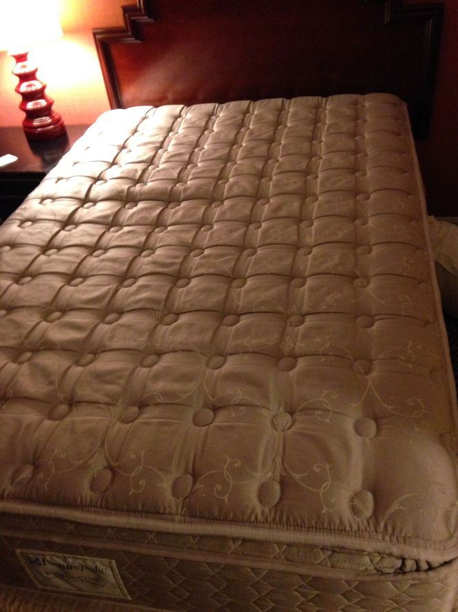 Sealy Posturepedic Palatial Crest Dynasty Plush Mattress Full Size 100 King 200