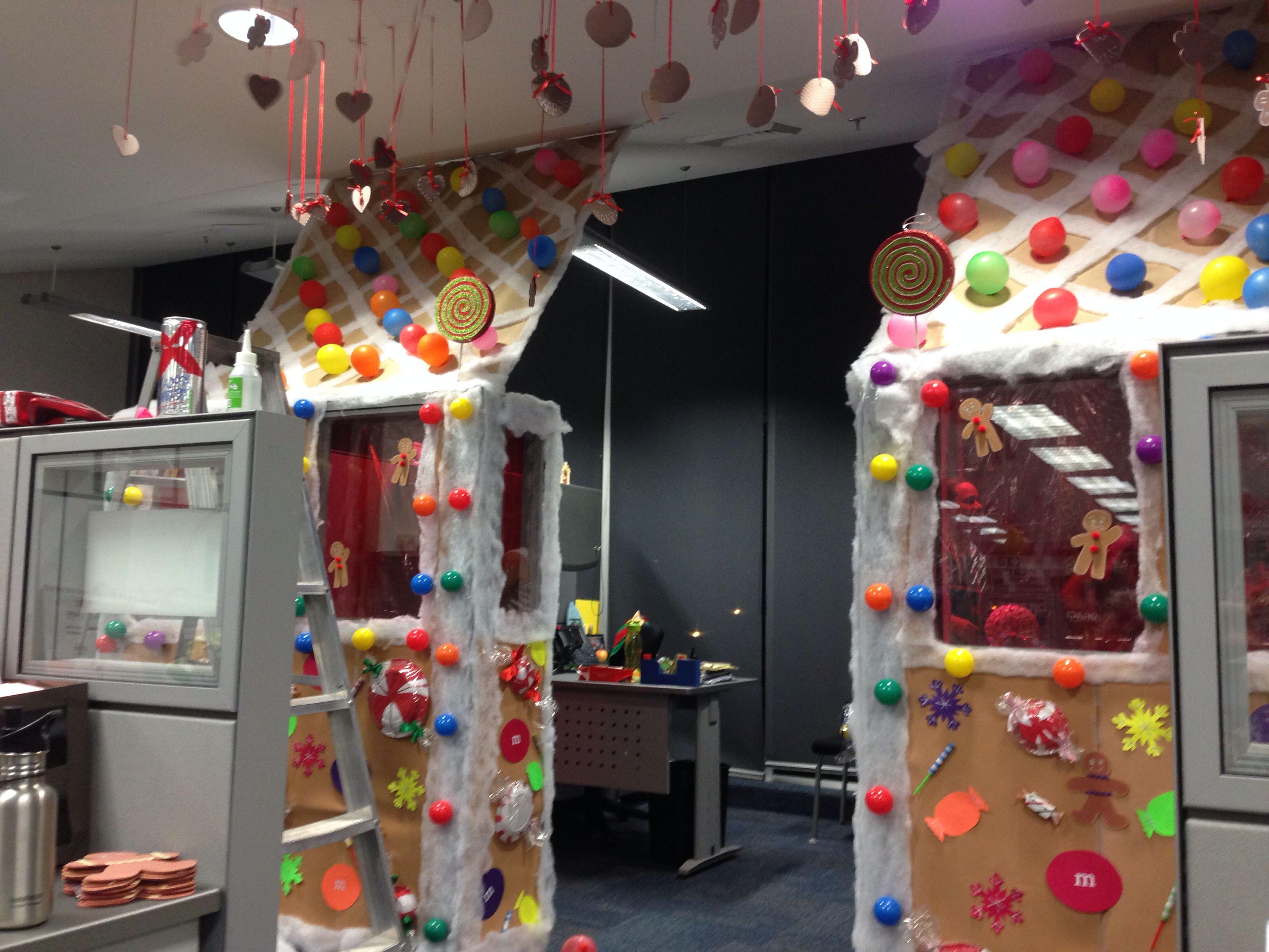 Christmas Decoration Contest Office Navidad Pinterest Christmas Offices And Christmas