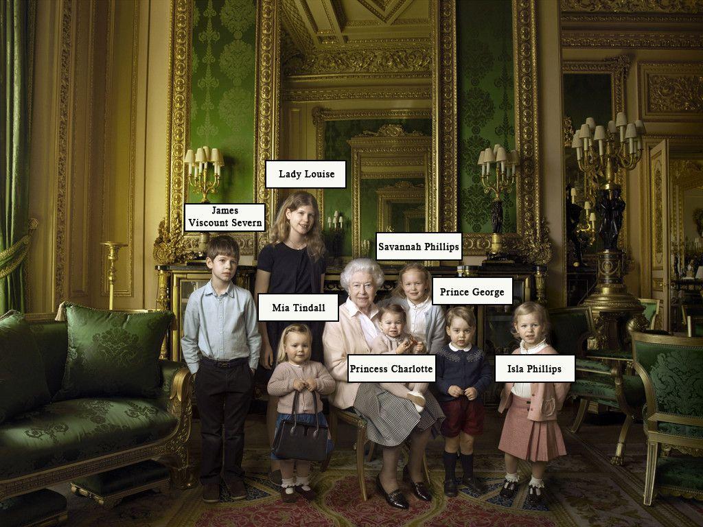 We're in Love With Queen Elizabeth's GreatGranddaughter