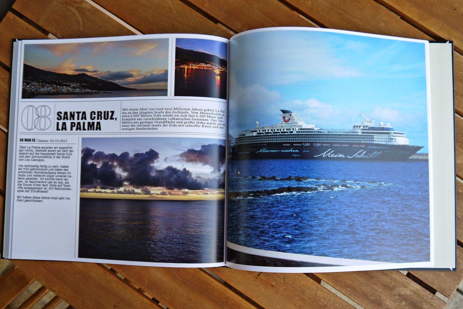 Reise Fotobuch Mit Text FotoBuch Beispiele Pinterest
