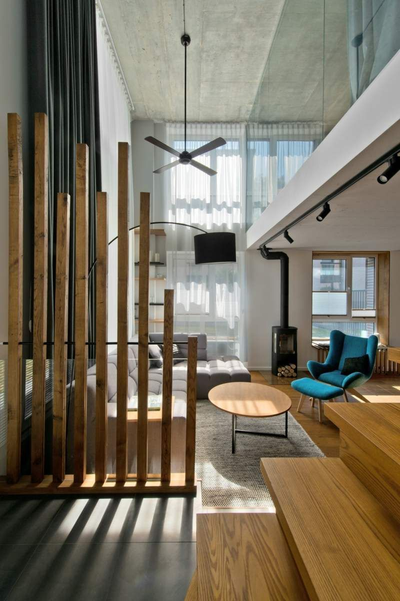 Holz Balken In Verschiedenen Hohen Home Pinterest Stil Und Salons
