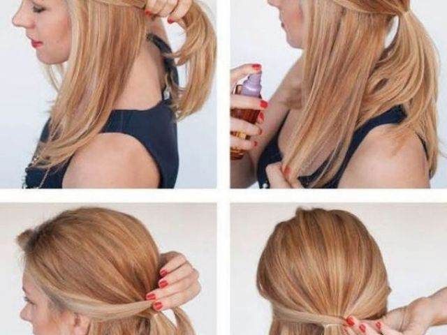 12 simple office hairstyles you have to try | office hairstyles