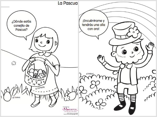 coloring sheets spanish coloring pages now
