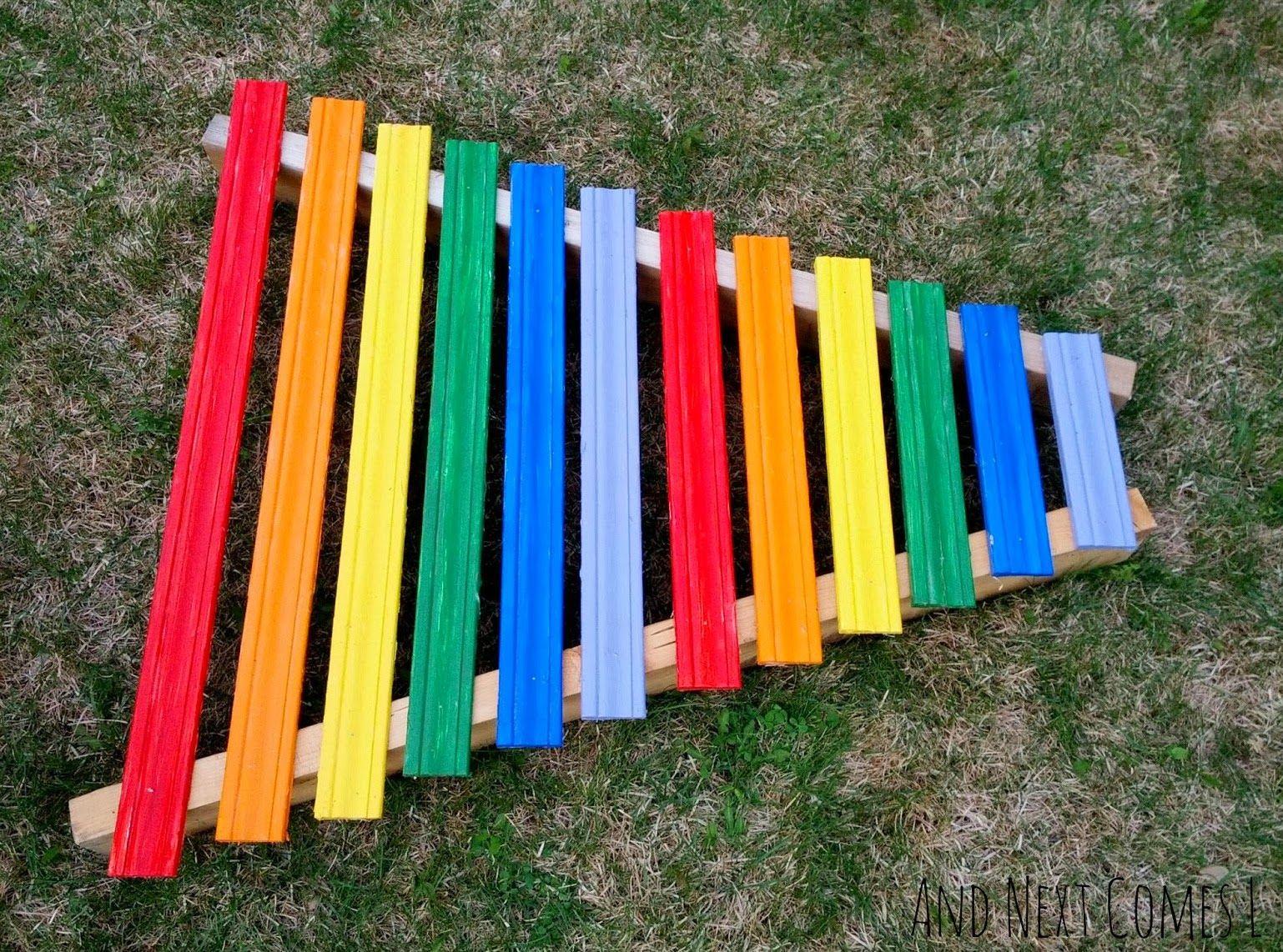 14 Diy Musical Instruments