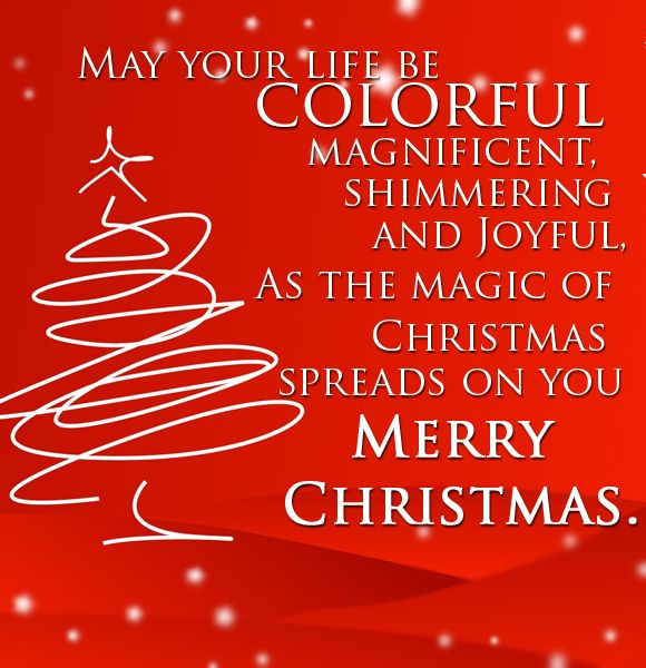 Nice Merry Christmas Messages For Boss Quotes
