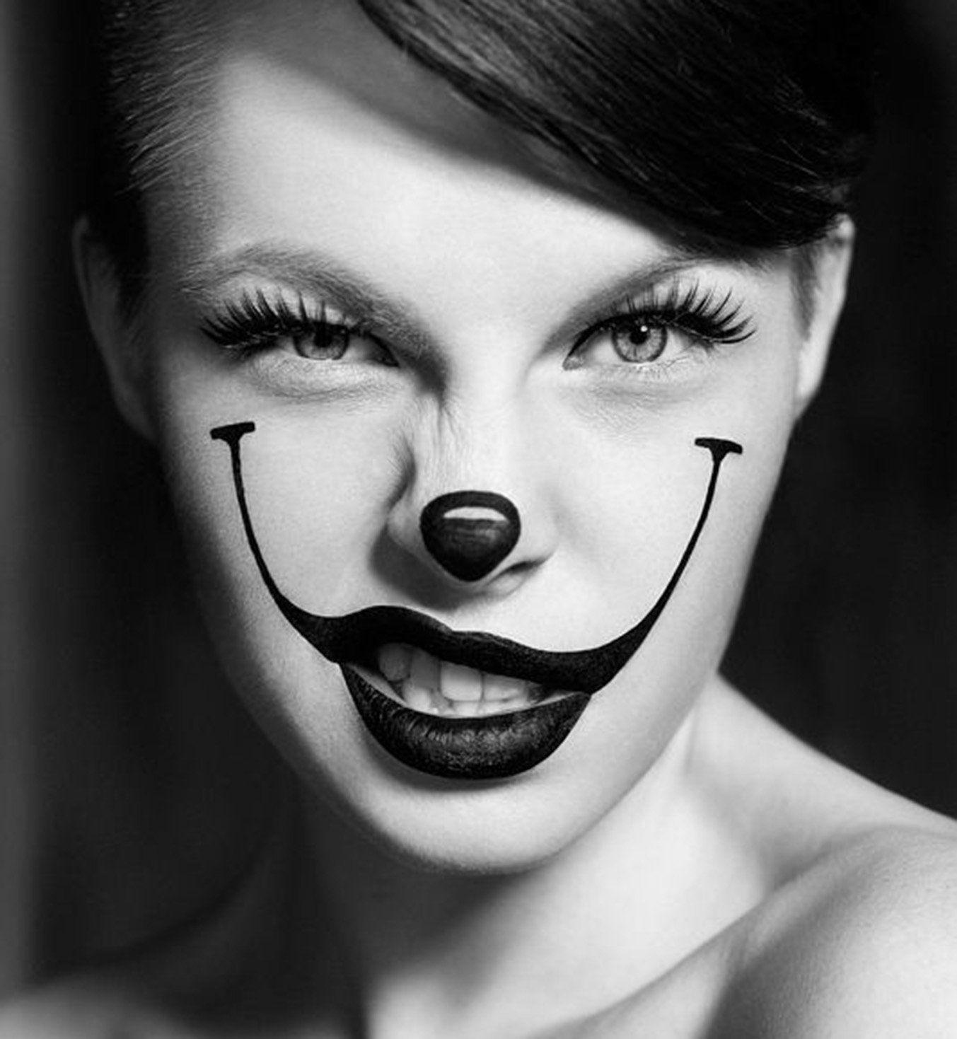 45 maquillages d'Halloween qui feront de vous la reine de