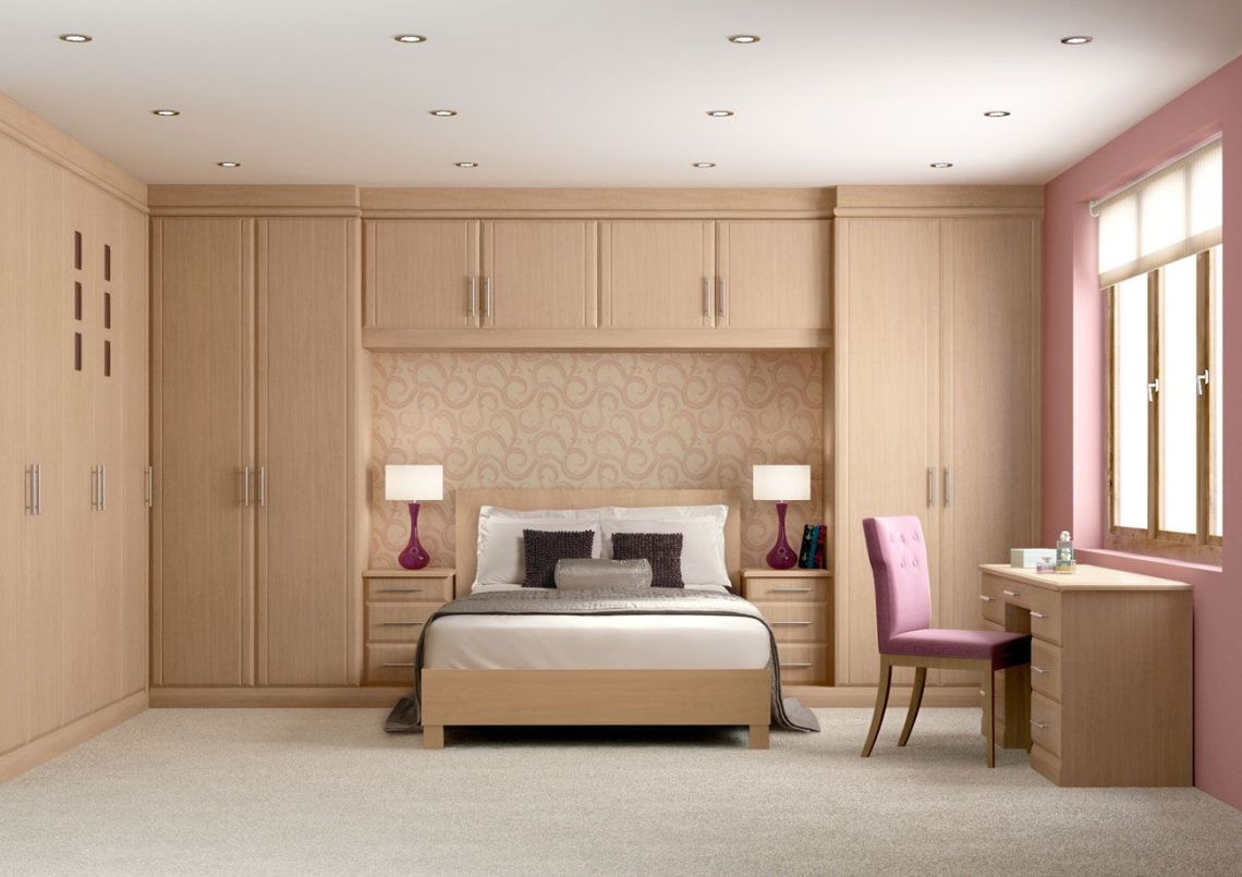Fitted Wardrobes For Small Room Designs   Home   Pinterest ...