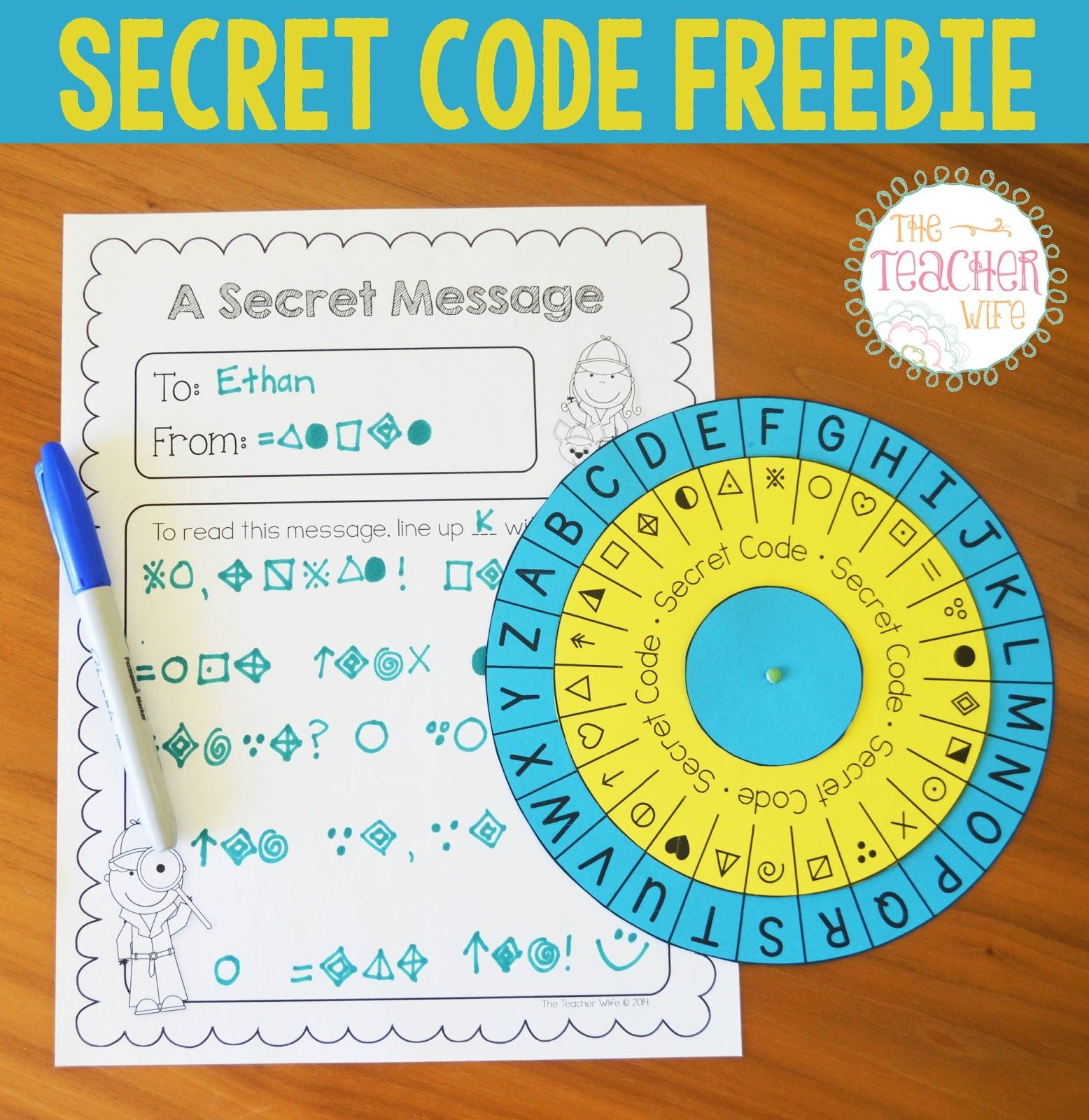 Secret Message Worksheet Japan