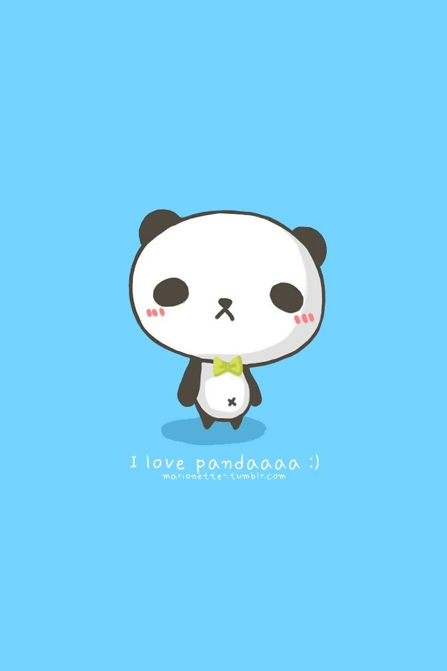 Panda Wallpaper Cute Iphone Wallpapers And
