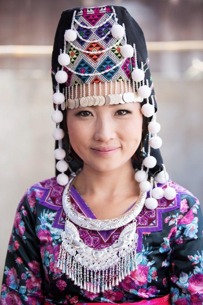 Fascinating diversity of handmade traditional dresses