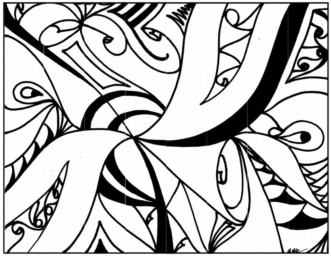 coloring pages coloring and abstract on pinterest