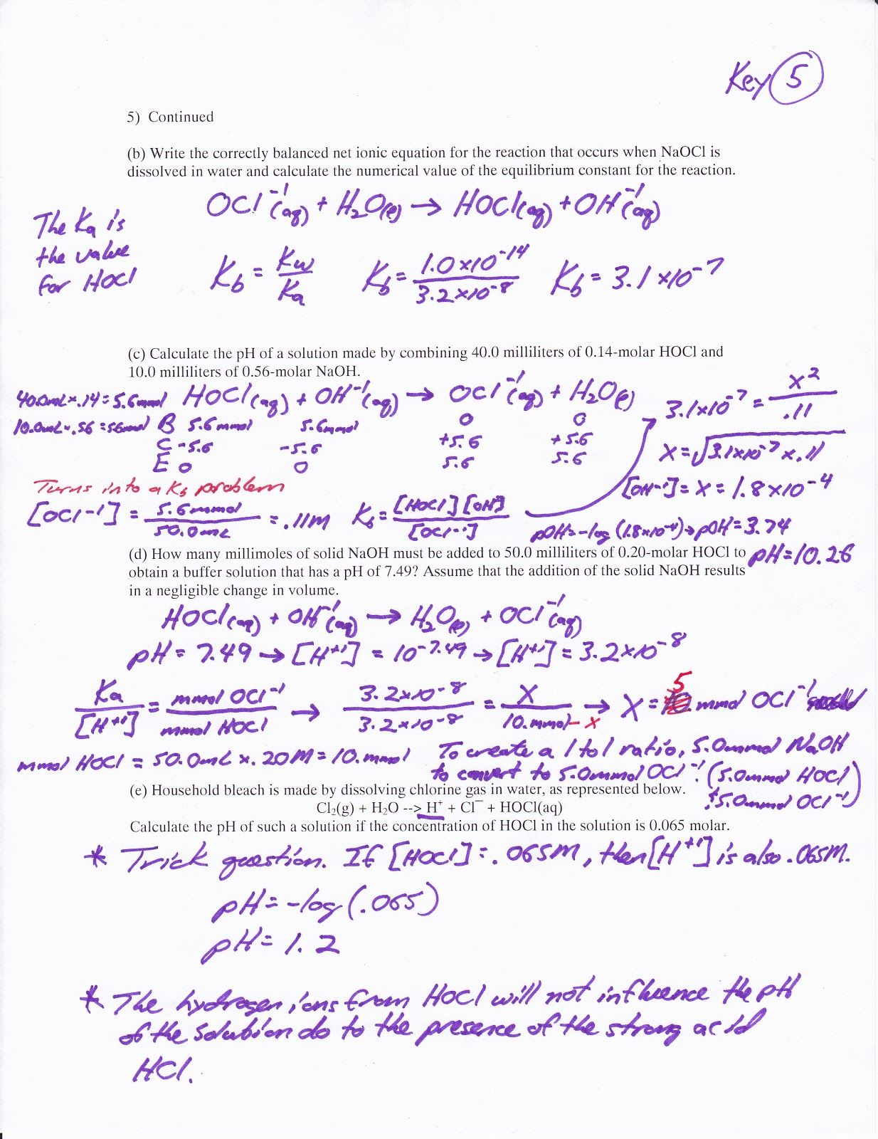 Pogil Activities For High School Chemistry Worksheet
